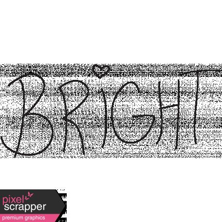 Scribble Bright