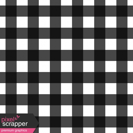 Paper 433 - Plaid Template - Large