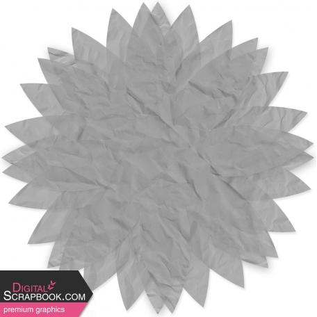 Paper Flower 13 - Tissue Paper