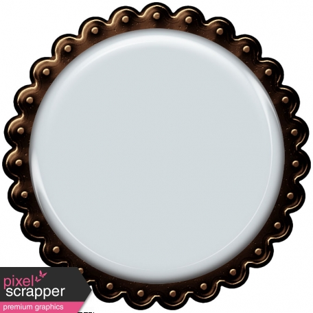 Special Brad 05 - Scalloped Metal