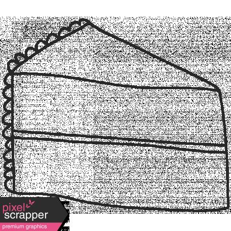 Doodle Tea 04 - Slice Of Cake