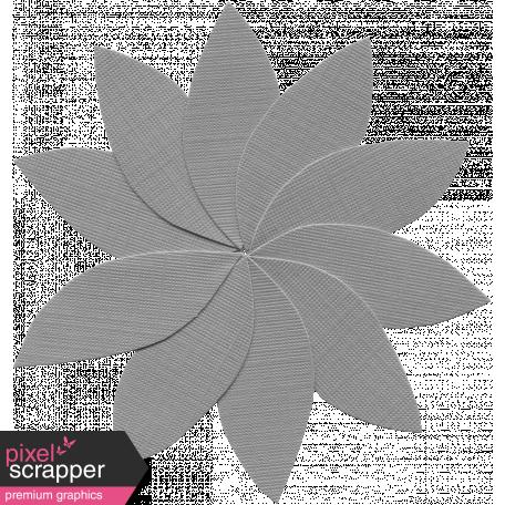 Flower 055 Template