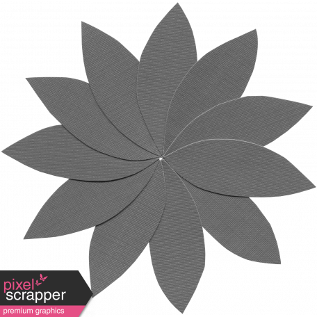 Flower 056 Template