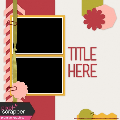 Layout Template 196