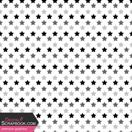Stars 08 - Paper Template