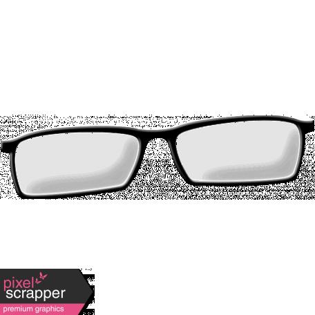 Glasses Template 01