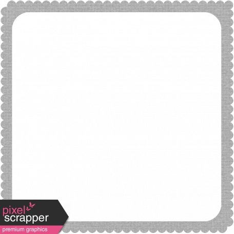 Paper Frame Template 001