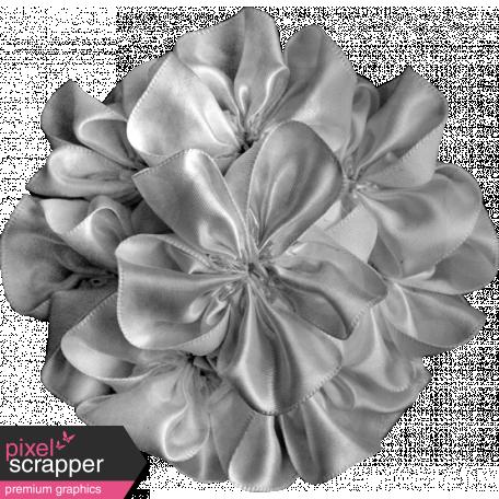 Fabric Flower Template 005