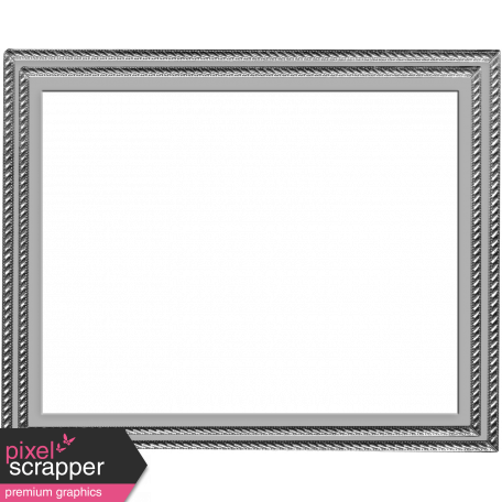 Metal Frame Template 002