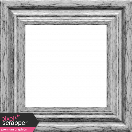 Wood Frame Template 02