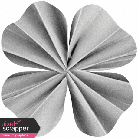 Accordion Flower Template 014 graphic by Janet Scott | Pixel ...