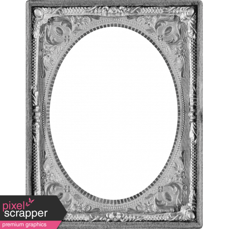 Metal Frame Template 005