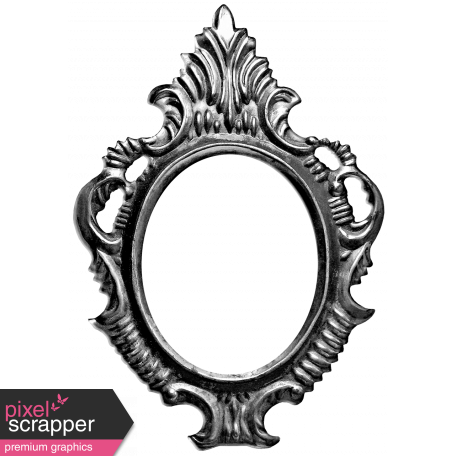 Metal Frame Template 006 Graphic By Janet Scott Pixel Scrapper