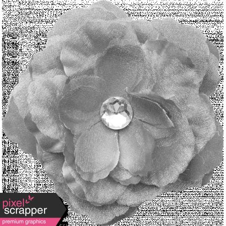 Silk Flower Template 007