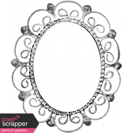 Metal Frame Template 008 Graphic By Janet Scott Pixel Scrapper