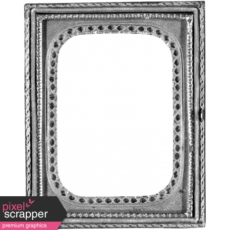 Metal Frame Template 010 Graphic By Janet Scott Pixel Scrapper