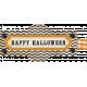No Tricks, Just Treats-Happy Halloween Tag