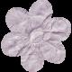 No Tricks, Just Treats- Purple Solid Flower