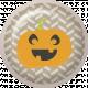 No Tricks, Just Treats-Pumpkin Flair
