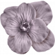 No Tricks, Just Treats-Purple Flower