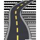 Speed Zone- Road Border