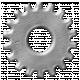 Speed Zone- Silver Gear