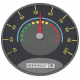 Speed Zone Elements Kit- Speedometer sticker