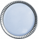 My Baptism- Blue Silver Button