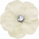 My Baptism- White Flower