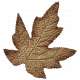 Turkey Time Elements Kit- Brown Wide Leaf