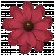 Turkey Time Elements Kit- Burgundy Flower