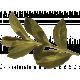 Vintage- November Blogtrain Leafy Branch