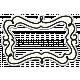 Thankful- Acrylic Doodle Element