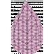 Thankful- Purple Patterned Leaf