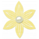 Simple Pleasures- Yellow Flower