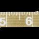 Sweet Valentine- Measure Tape Ribbon