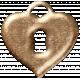 Sweet Valentine- Metal Heart Lock