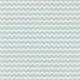Lil Monster Blue Chevron Paper