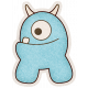 Lil Monster- Lil Blue Monster