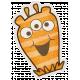 Lil Monster- Lil Orange Monster