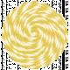 Lil Monster- Yellow Pinwheel String