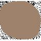 Lil Monster Brown Dot Stamp