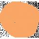 Lil Monster Orange Dot Stamp