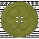 Oh Lucky Day- Green Clover Button