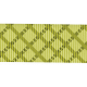 Oh Lucky Day- Green Gingham Straight Ribbon