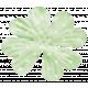 Oh Lucky Day- Light Teal Polkadot Clover