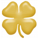 Oh Lucky Day- Yellow Clover Brad