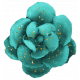 Enchanted- Teal Rose