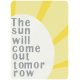 Rain, Rain- Journal Cards- The Sun Will Come Out