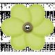 Rain, Rain- Green Flower